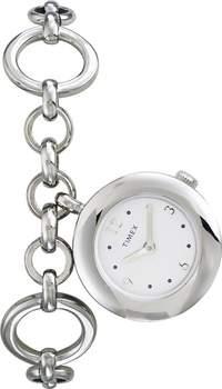 Zegarek damski Timex młodzieżowe T76611 - duże 1
