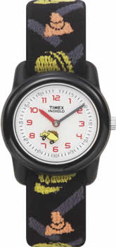 Zegarek dla chłopca Timex młodzieżowe T78161 - duże 1