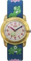 Zegarek dla dziewczynki Timex młodzieżowe T78171 - duże 1
