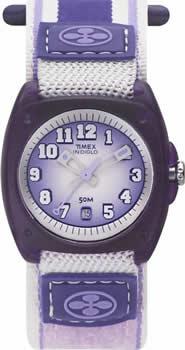 Zegarek dla dziewczynki Timex młodzieżowe T78261 - duże 1