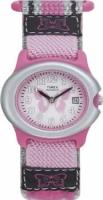 Zegarek unisex Timex młodzieżowe T78301 - duże 1