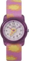 Zegarek dla dziewczynki Timex młodzieżowe T7B031 - duże 1
