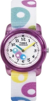 Zegarek dla dziewczynki Timex dla dzieci T7B051 - duże 1