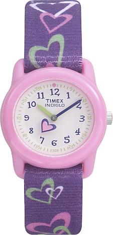 T7B111 - zegarek dla dziewczynki - duże 3