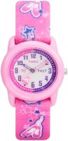 Zegarek damski Timex dla dzieci T7B151 - duże 1