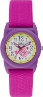 Zegarek dla dziewczynki Timex młodzieżowe T7B431 - duże 1