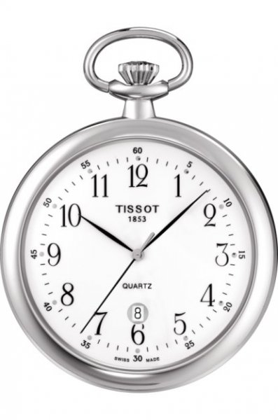 Zegarek Tissot T82.6.554.12 - duże 1