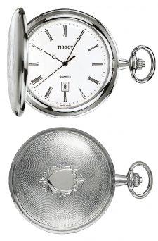 zegarek SAVONNETTE QUARTZ Tissot T83.6.508.13