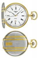 zegarek SAVONNETTE QUARTZ Tissot T83.8.553.13