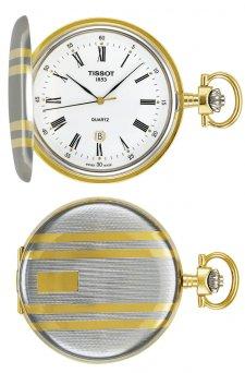 zegarek SAVONNETTE Tissot T83.8.553.13
