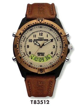 Zegarek męski Timex adventure tech T83512 - duże 1