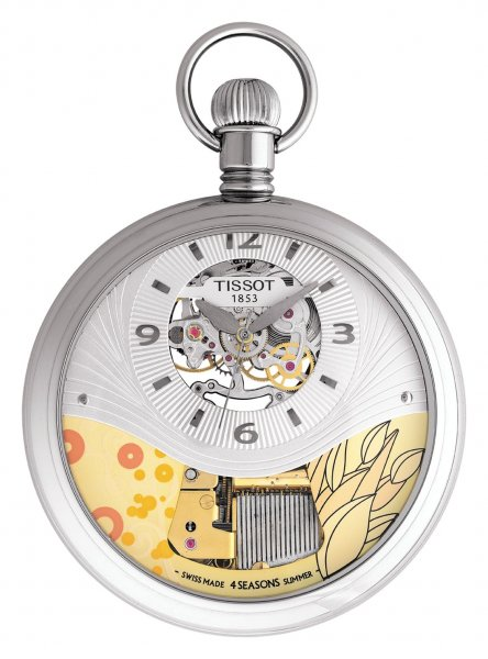Zegarek Tissot T852.436.99.037.01 - duże 1