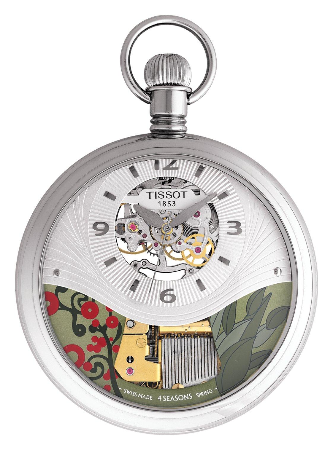 Zegarek Tissot T852.436.99.037.02 - duże 1