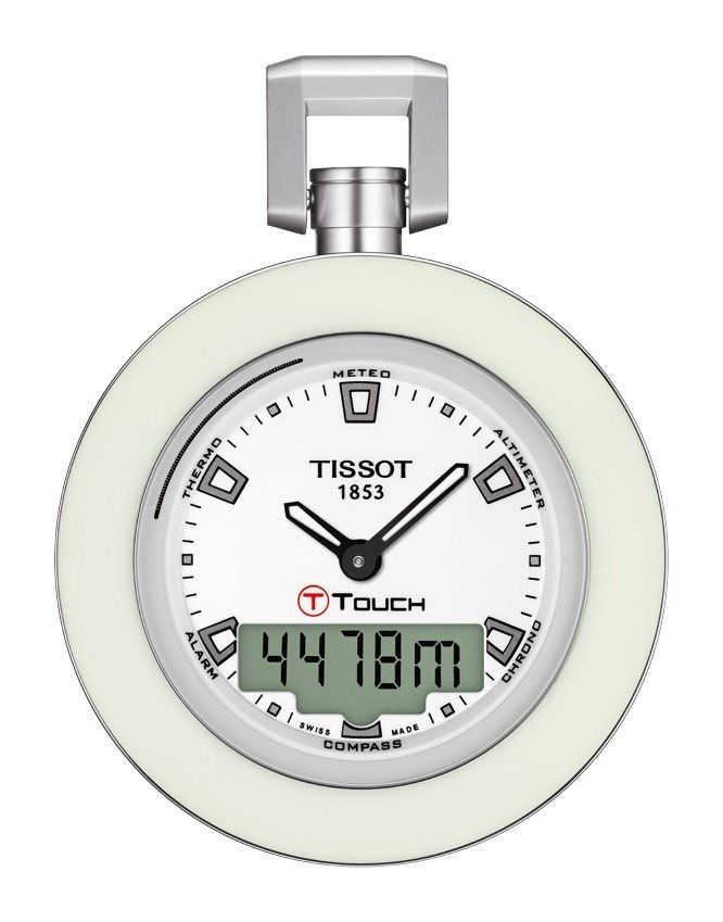 Zegarek Tissot T857.420.19.011.00 - duże 1