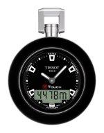 Zegarek męski Tissot pocket touch  T857.420.19.051.00 - duże 1