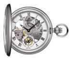 Zegarek męski Tissot bridgeport mechanical T859.405.19.273.00 - duże 1