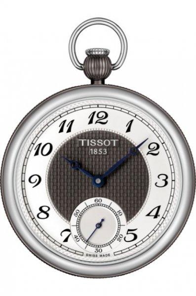 Tissot T860.405.29.032.00 Bridgeport Mechanical BRIDGEPORT LEPINE MECHANICAL