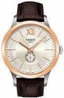 Zegarek męski Tissot classic gent  T912.428.46.038.00 - duże 1
