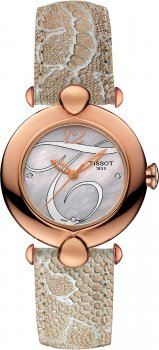 zegarek damski Tissot T918.210.76.116.02