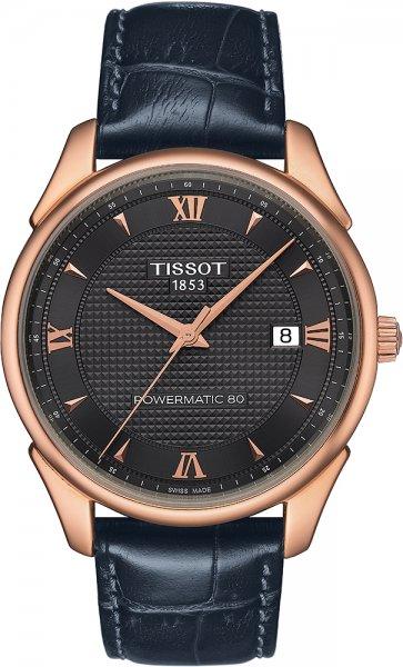 Zegarek Tissot T920.407.76.068.00 - duże 1