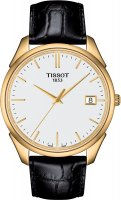 Zegarek męski Tissot vintage T920.410.16.011.00 - duże 1
