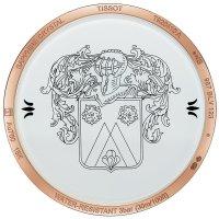 Zegarek męski Tissot vintage T920.410.76.031.00 - duże 2