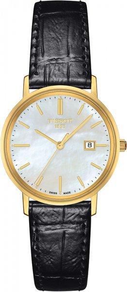 Zegarek Tissot T922.210.16.111.00 - duże 1