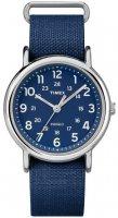 Zegarek męski Timex weekender TW2P65700ZN - duże 1