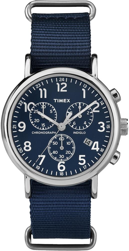 Timex TW2P71300 Weekender Weekender Classic Chrono Oversized