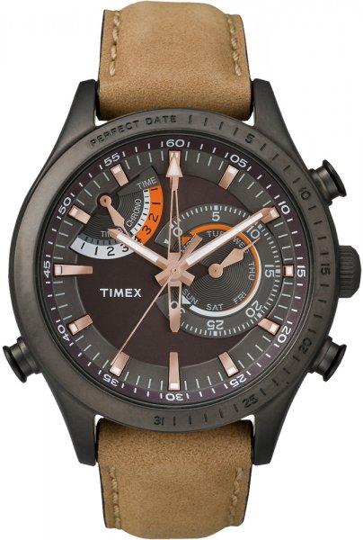 Zegarek męski Timex intelligent quartz TW2P72500 - duże 1