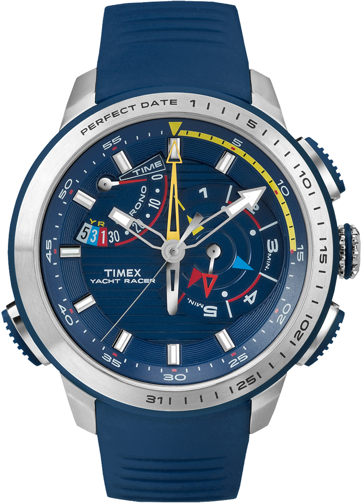 Timex TW2P73900 Intelligent Quartz Intelligent Quartz Yacht Racer