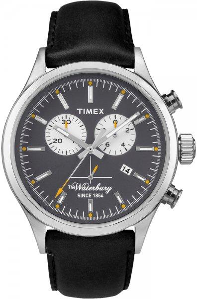 Zegarek męski Timex waterbury TW2P75500 - duże 1
