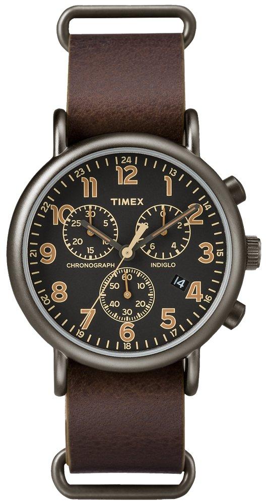 Timex TW2P85400 Weekender Chrono Oversized