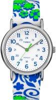 Zegarek damski Timex weekender TW2P90300 - duże 1