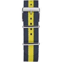 Zegarek damski Timex weekender TW2P90900 - duże 3