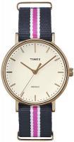 Zegarek damski Timex weekender TW2P91500 - duże 1