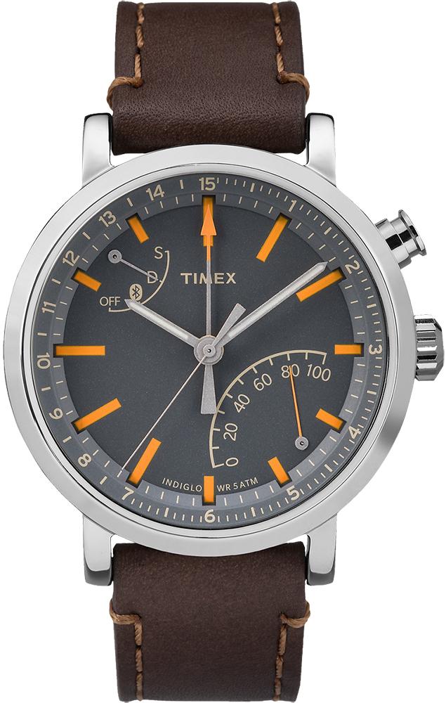 Timex TW2P92300 Intelligent Quartz Move Metro Smartwatch Metropolitan +