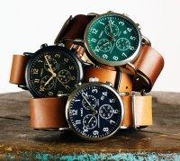 Zegarek męski Timex weekender TW2P97400 - duże 2