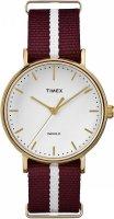 Zegarek damski Timex weekender TW2P98100 - duże 1