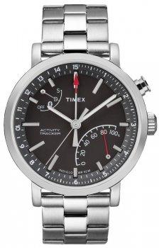 zegarek Metropolitan + Bluetooth Activity Tracker Timex TW2P99000