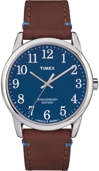 Zegarek męski Timex easy reader TW2R36000 - duże 1