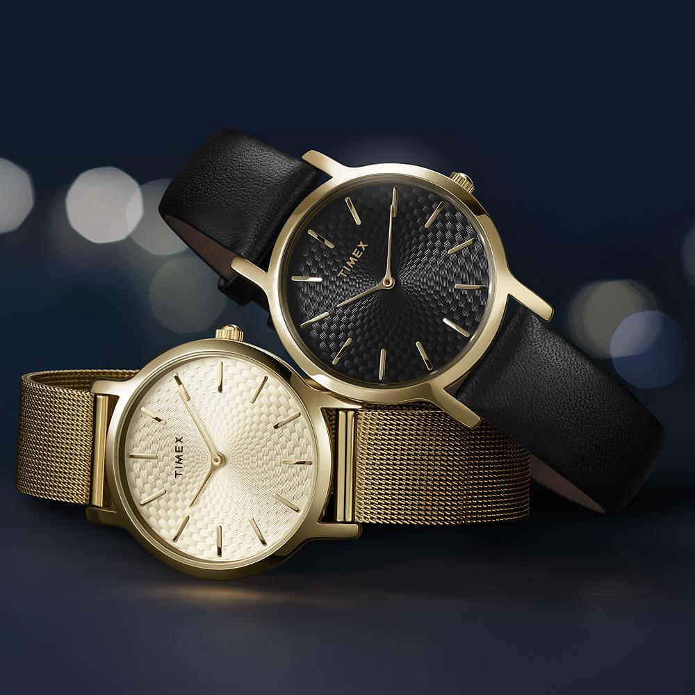 Wyróżnij się z kolekcją zegarków damskich Metropolitan
