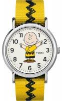 zegarek Timex x Peanuts Charlie Brown Timex TW2R41100