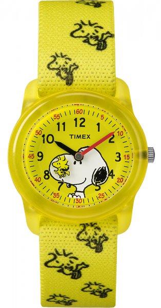 Timex TW2R41500 Dla dzieci Timex Time Teacher x Peanuts Snoopy  Woodstock