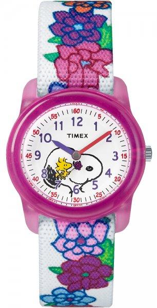 Zegarek dla dziewczynki Timex dla dzieci TW2R41700 - duże 1