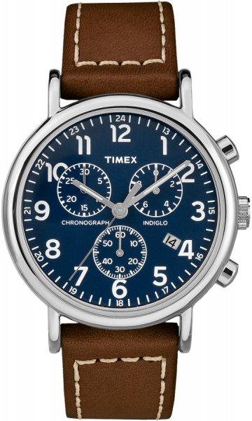 Zegarek męski Timex weekender TW2R42600 - duże 1