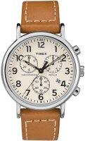 Zegarek męski Timex weekender TW2R42700 - duże 1