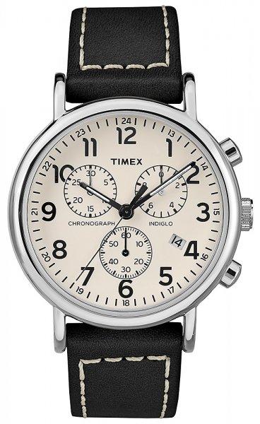 Zegarek męski Timex weekender TW2R42800 - duże 1