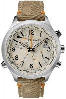 Zegarek męski Timex intelligent quartz TW2R43300 - duże 1