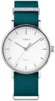 Zegarek damski Timex fairfield TW2R49000 - duże 1